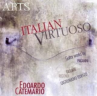 Gran Sonata In La Maggiore (Trans. Edoardo Catemario For Solo Guitar): II. Romanza (Paganini)