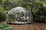 Garden Dome Igloo- Stylish Conservatory, Play Area for Children, Greenhouse or Gazebo.