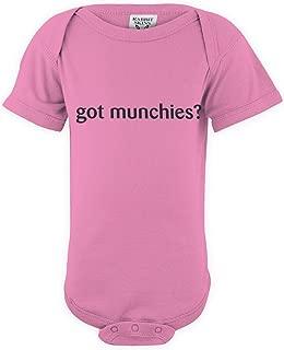 shirtloco Baby Got Munchies Infant Bodysuit