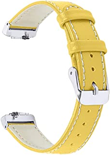 Replacement for Fitbit Inspire Smart Wristband Strap Bracelet Tip Tail Solid Color Strap Loop Adjustable