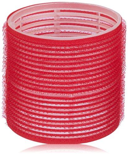 Efalock Professional Haftwickler, 73 mm, rot, 2er Pack, (2x 6 Stück)