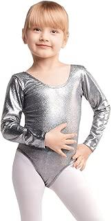 Gymnastics Leotards for Girls Metallic Ballet Leotard Girls Dance Ballerina Clothes