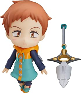 The Seven Deadly Sins: King Nendoroid Collectable Action Toy Figure
