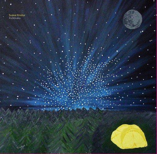 Kvöldvaka (Blue Vinyl + Download) [Vinyl LP]