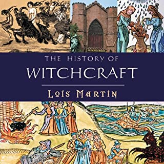 The History of Witchcraft cover art