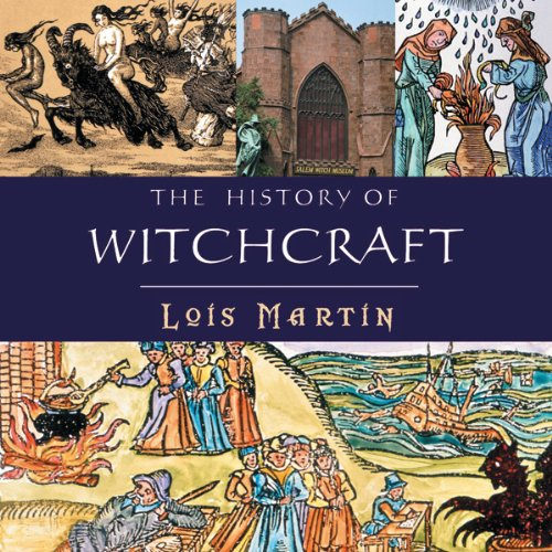 The History of Witchcraft audiobook cover art