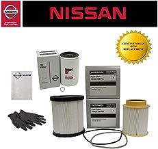 Best nissan titan oil filter housing Reviews