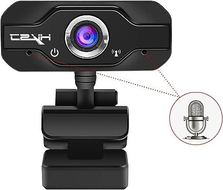 FSM88 Webcam 720P, Messa a Fuoco Automatica Videochiamata e Registrazione, Girevole a 360 Gradi, Microfono Incorporato Adatto a Computer Portatili e Desktop - Trova i prezzi più bassi
