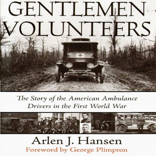 Gentlemen Volunteers audiobook cover art