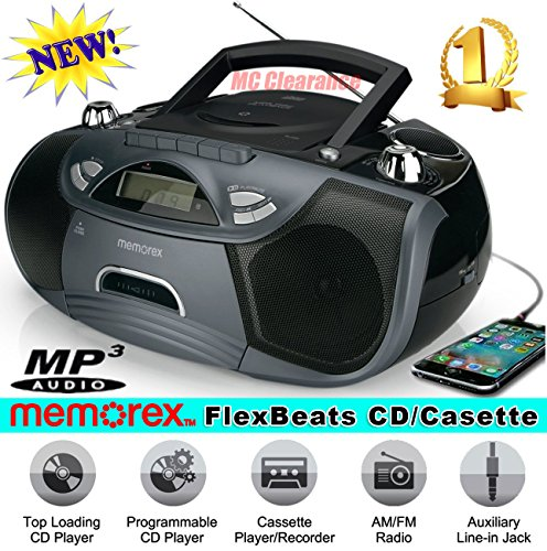 Portable Cassette Players & Recorders