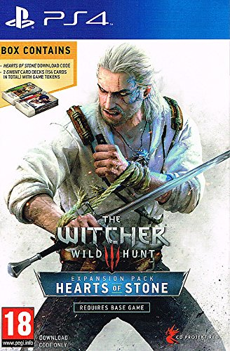 Addon The Witcher 3 Hearts of Stone inkl. Kartenspiel