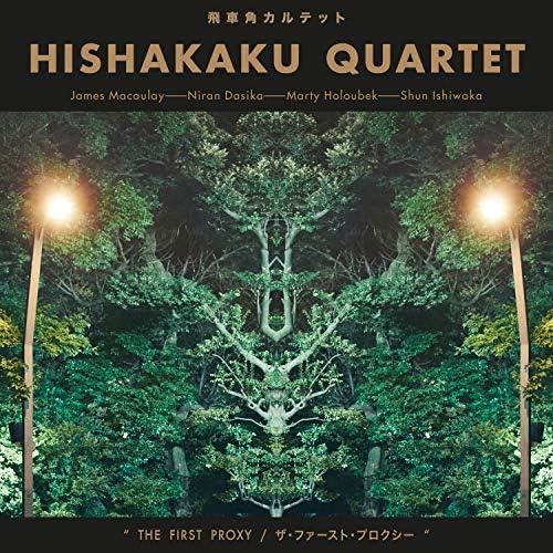 Hishakaku Quartet feat. James Macaulay, Niran Dasika, Marty Holoubek & Shun Ishiwaka
