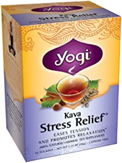 Yogi Tea - Kava Stress Relief, 16 bag