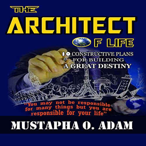 The Architect of Life  audiobook cover art
