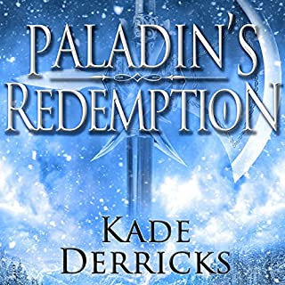 Paladin's Redemption cover art