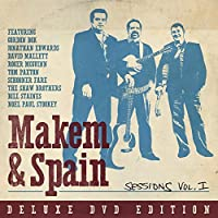 Sessions Vol. I With Making Of DVD by The Makem & Spain Brothers (2011-05-03)