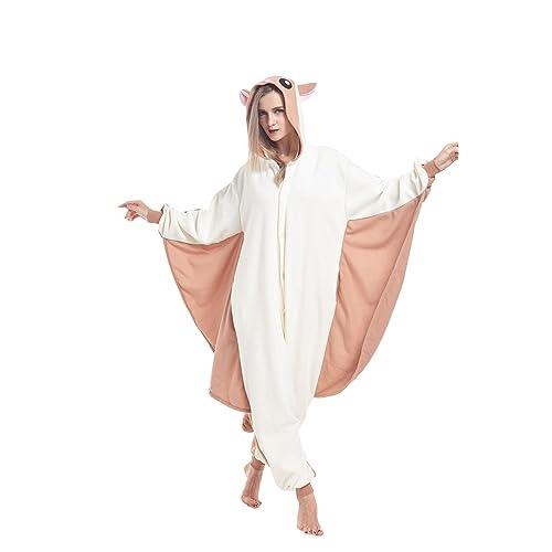 f1fbebb604 ifboxs Walrus Animal Onesie Pajamas Christmas Cosplay Costume for Women and  Teens