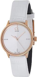 Calvin Klein Men's Silver Dial Stainless Steel Band Watch - K3M21126