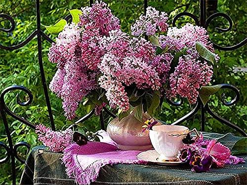 Diamant Malerei Neue Quadratische Steine Blumen Diamant Mosaik Tische Blume Strass Bilder Diamant Kunst Wohnkultur A3 40x50cm