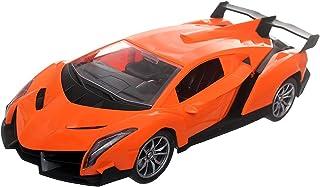 لعبة سيارة مع جهاز تحكم عن بعد للاولاد من اكس اف 27-20T ، اسود برتقالي