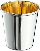 Silberbecher 925// Sterling 9 cm konisch Sterlingsilber
