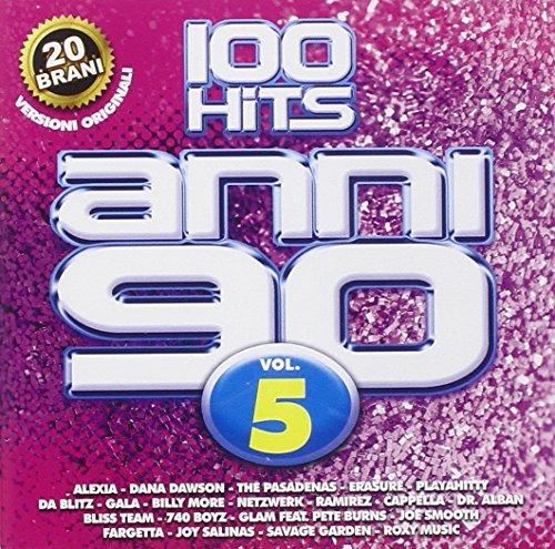 100 Hits Anni 90 Vol.5