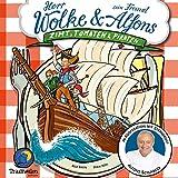 Herr Wolke und sein Freund Alfons: Zimt, Tomaten & Piraten: Ein Abenteuer-Kochbuch (Herr Wolke & sein Freund Alfons Schuhbeck 1)