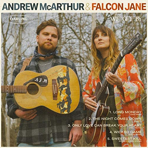 Andrew McArthur & Falcon Jane