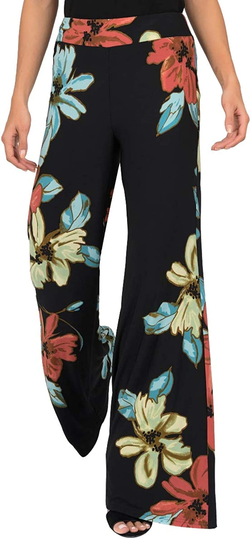 Joseph Ribkoff Womens Floral Pant Style 191635