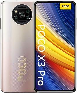 "POCO X3 Pro Smartphone RAM 6GB ROM 128GB 120Hz 6,67""FHD + LCD DotDisplay Qualcomm® SnapdragonTM 860, 5160 mAh (typ) Batter..."