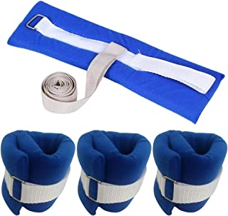 Ibnotuiy 4Pcs Medical Restraints Patient Hospital Bed Quick-Release Limb Holders for Hands Or Feet Universal Constraints Control