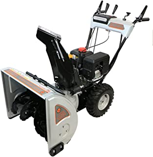 Dirty Hand Tools 106371 - Self-Propelled, Dual Stage, 212cc Loncin Engine, 24
