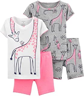 Carter's Baby Girls' 4 Pc Cotton 371g083