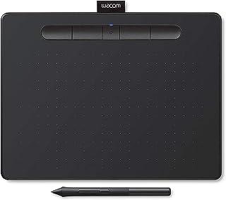 Wacom CTL-4100WL/K0-CX New Intuos Small Bluetooth Pen Tablet (Black)