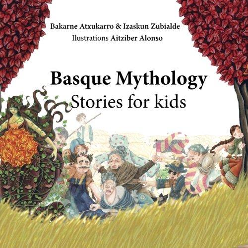 Basque Mythology: Stories for kids