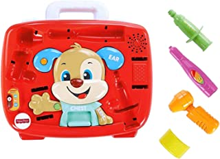 Cuidando do Cachorrinho, Aprender e Brincar, Fisher Price, Mattel