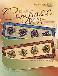 compass rose quilt pattern