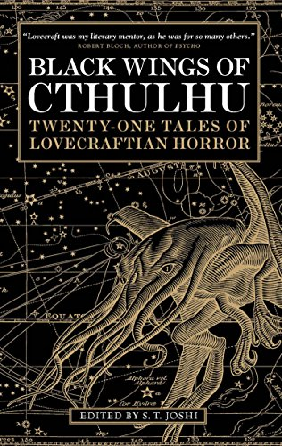 Black Wings of Cthulhu (Volume One): Tales of Lovecraftian Horror (English Edition)