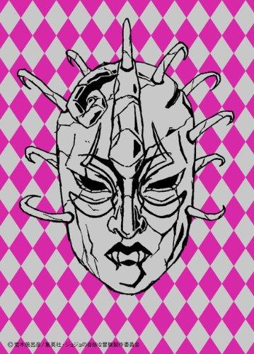 JoJo's Bizarre Adventure TV Animation- Card Sleeve Vol.2 [Stone Mask]