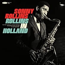 Rollins In Holland: The 1967 Studio & Live Recordings [2 CD]