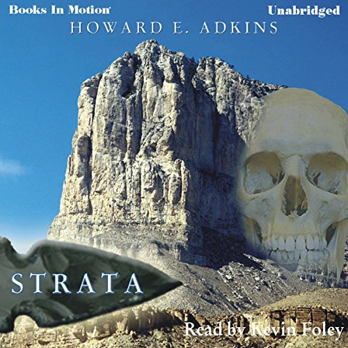 Strata audiobook cover art