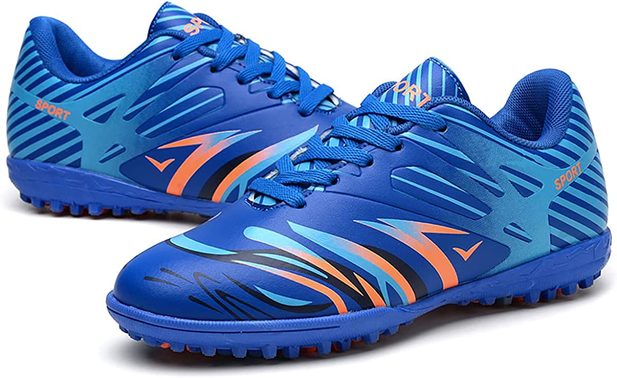Dallas Mall TOPAOJC Spiked Max 68% OFF Football Shoes Outdoor Sneake Running Walking and