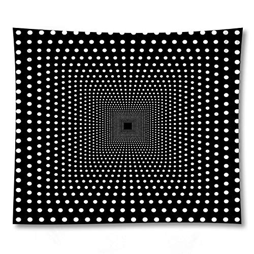 PPOU Tapiz 3D Colgante de Pared Arte Bohemio Toalla de Playa sofá Manta decoración de la Pared del hogar Tapiz de Tela de Fondo A4 180x200cm