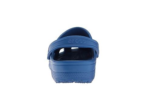 Clásico Crocs Jean Crocs Azul Azul Crocs Zueco Jean Clásico Zueco Zueco q1wnT0fxXg
