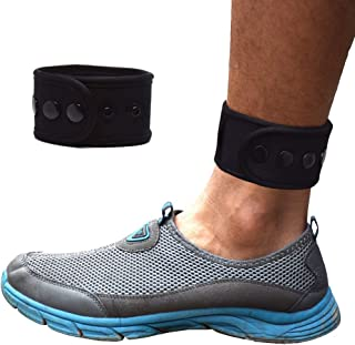 B-Great Ankle Band for Men and Women Compatible with Fitbit Zip/Fitbit Charge 2 3/Fitbit Blaze/Fitbit Versa/Jawbone Up Move/Moov Now/Misfit Shine Fitness Tracker