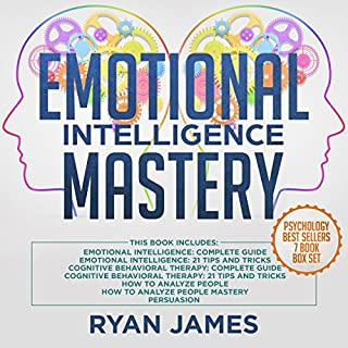 Emotional Intelligence Mastery: 7 Manuscripts cover art