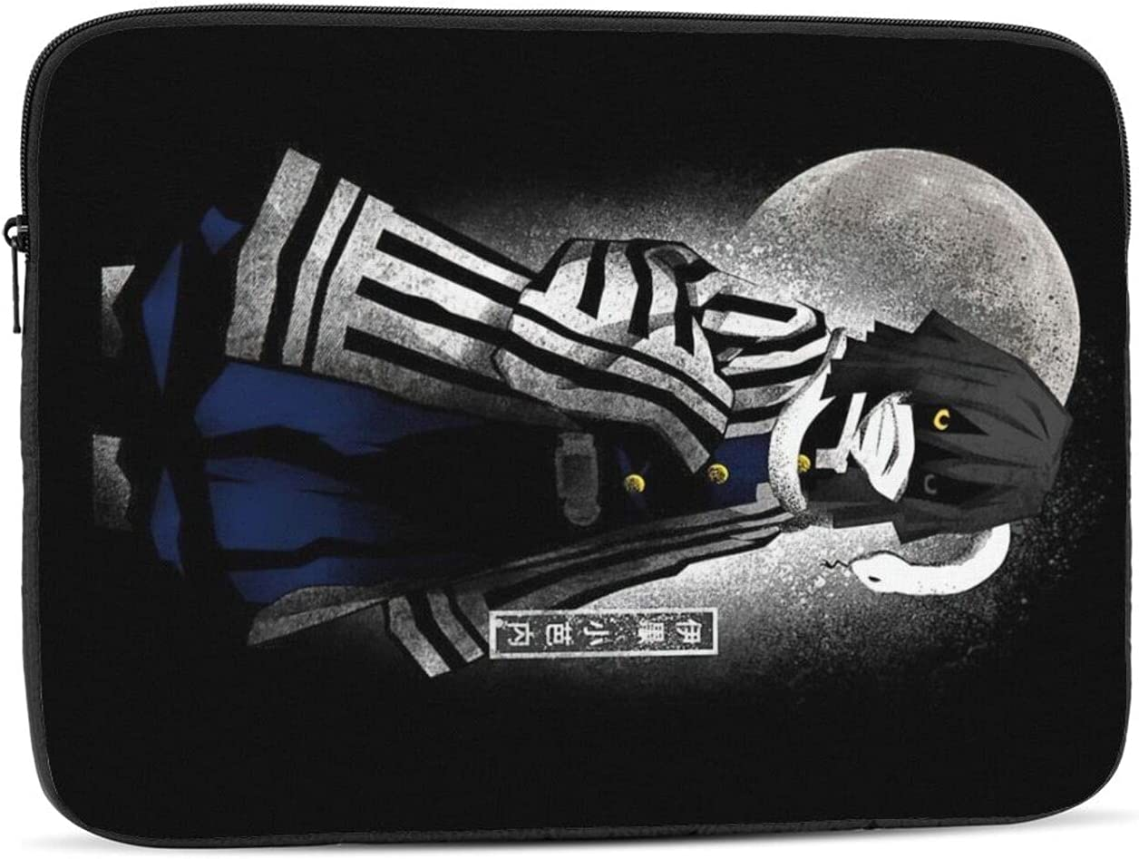 Demon Slayer Obanai Iguro Laptop Sleeve Baltimore Mall Ani 15