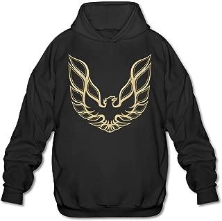 Men's Pontiac Firebird Logo GTA Trans Am Retro Sweatshirt Hoodie