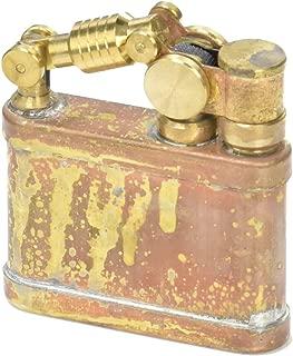 Duke Steampunk Oil Lighter Duke1 Made in JAPAN Antique Wild Brass Stylish Japanese