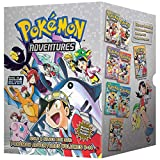 POKEMON ADVENTURES GN BOX SET VOL 02 GOLD SILVER: 8-14 (Pokémon Manga Box Sets)